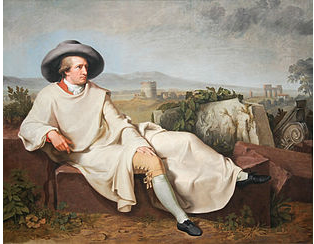 Goethe Tischbein