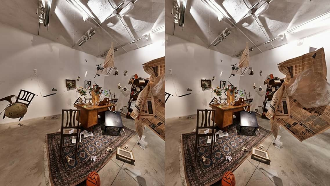 Realtà Virtuale 24 gennaio 2017 Macro